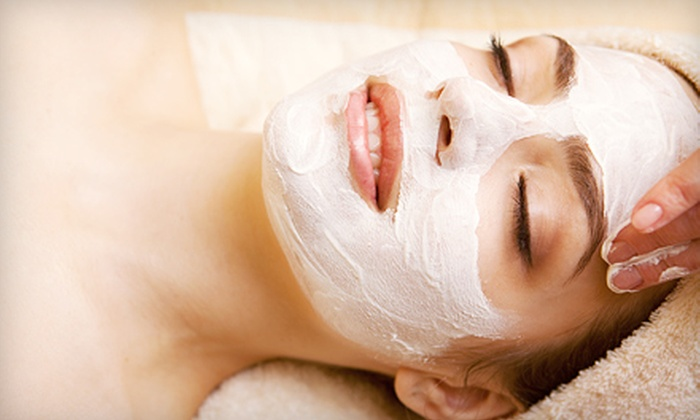 Polished Outlook - Milford: Stress Recovery Spa Package or Age-Defying Facial at Polished Outlook (Up to 56% Off)