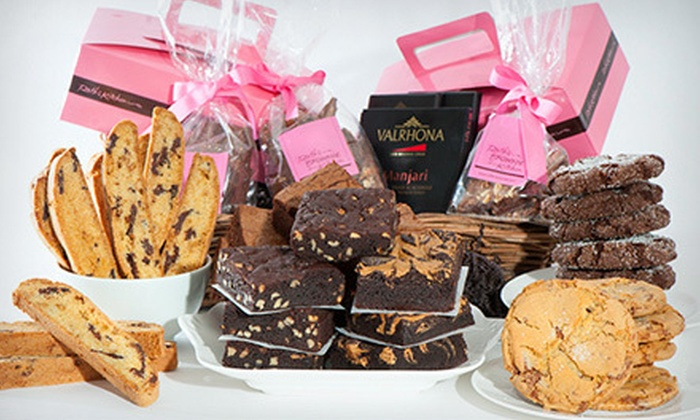 Ruth's Brownie Kitchen: Artisanal Baked Goods from Ruth's Brownie Kitchen (Up to 52% Off). Two Options Available.
