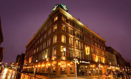 Two-Night Stay for Two Adults in a Landmark Room or Suite; Up to Two Kids Stay Free, Valid Through May 23 - The Walper Hotel in Kitchener