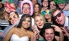 The Photo Booth Group - Milwaukee: Two-, Three-, or Four Hour Photo-Booth Rental from The Photo Booth Group (Up to 60% Off)