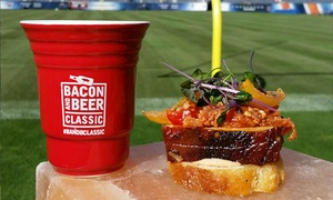Bacon and Beer Classic : Bacon and Beer Classic at Levi's® Stadium on Saturday, February 27