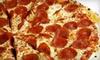 Garlex Pizza  - Danville: $10 for $20 Worth of Pizza, Ribs, Pasta, and Sandwiches at Garlex Pizza in Danville