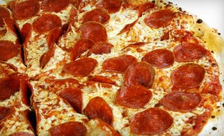 $20 Groupon to Garlex Pizza  - Garlex Pizza  in Danville