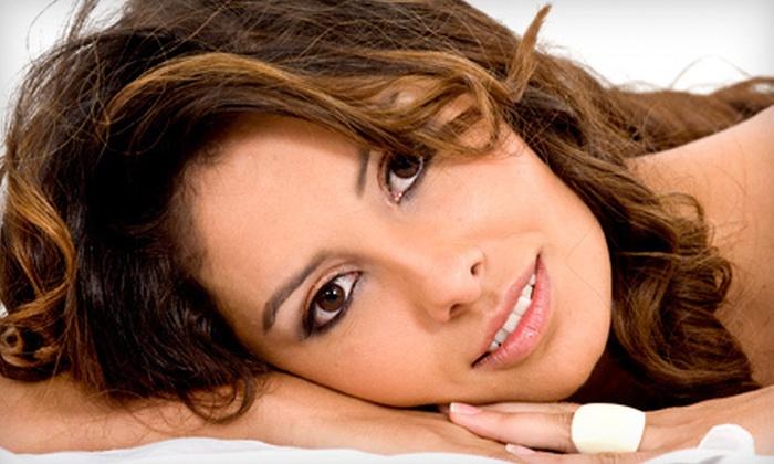 Simply Flawless, LLC - Millard: Permanent Eyeliner on One or Both Lash Lines, Permanent Eyebrows, or Permanent Lip Color at Simply Flawless, LLC (Up to 60% Off)