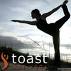 64% off at Toast Hot Yoga in Humble