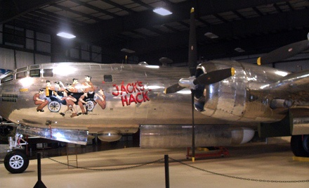 Admission for 2 (up to a $22 value) - New England Air Museum in Windsor Locks