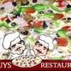 $10 for Two Guys Amer-Italian Restaurant