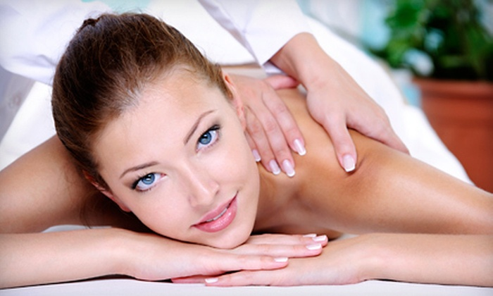The SeaCliffe Spa - Leamington: Massage or Massage and Facial at The SeaCliffe Spa in Leamingon (Up to 51% Off)
