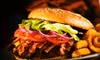 Brickwood Grill - Park Avenue: $10 for $20 Worth of Burgers and Pub Fare at Brickwood Grill