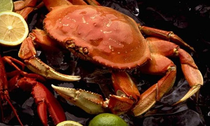 Giovanni's Fresh Fish Market & Galley: $40 for $80 Worth of Delivered Seafood and Merchandise from Giovanni's Fresh Fish Market & Galley