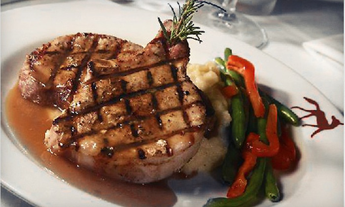 CityRange - Multiple Locations: $20 for $40 Worth of American Cuisine at CityRange