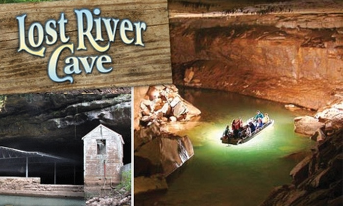 Lost River Cave - Bowling Green: $7 for One Ticket to Guided Boat and Walking Tour of Lost River Cave ($15 Value)