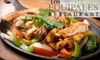 Los Equipales Restaurant - Highland Business: $15 for $30 Worth of Mexican Dinner at Los Equipales Restaurant (or $7 for $15 Worth of Lunch)