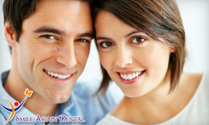 Smile Again Dental - Laguna Hills: $39 for a Cleaning, Exam, and X-Rays at Smile Again Dental in Laguna Hills ($305 Value)