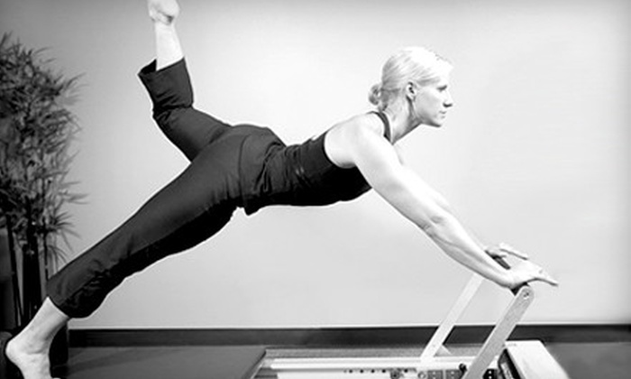 The Woodlands Pilates Studio - Panther Creek: Two or Four Private Pilates Sessions at The Woodlands Pilates Studio (Up to 65% Off)