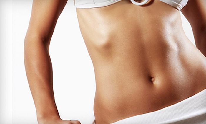 The G Spa International - Clinton: Two or Four Exilis Body-Contouring Treatments at The G Spa International in Clinton (Half Off)