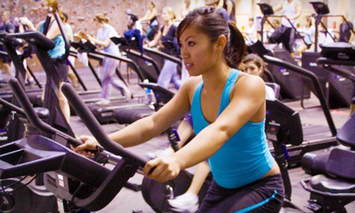 Aztec Recreation Center - Aztec Lanes: $20 for 10 One-Day Fitness Visits to the Aztec Recreation Center (Up to $120 Value)