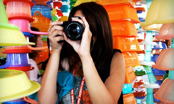 The Julia Dean Photo Workshops - Hollywood: $49 for $150 Toward a Photography Class at The Julia Dean Photo Workshops