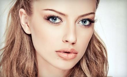 Eyebrow and Lash Tinting with an Eyebrow Wax (a $130 value) - Jenny's Esthetic Clinic in Annandale
