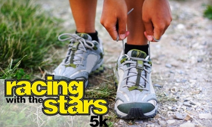 Racing with the Stars 5K - Midcities: $15 Race Entry in the Racing with the Stars 5K in Broomfield
