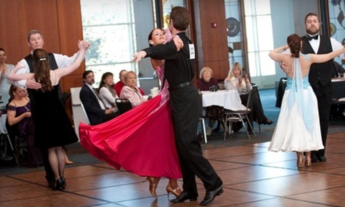 Simply Ballroom Dance Studio - Richmond: $20 for a Five-Class Punch Card at Simply Ballroom Dance Studio ($40 Value)