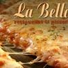 Half Off at La Bella Restaurant & Pizzeria