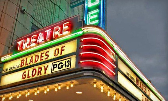 Gem Theatre - Kannapolis: Movie Package for Two, Four, or Six People at Gem Theatre in Kannapolis