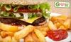 Bull and Bones - Blacksburg: $5 for a Burger at Bull & Bones Brewhaus & Grill (Up to $9.29 Value)