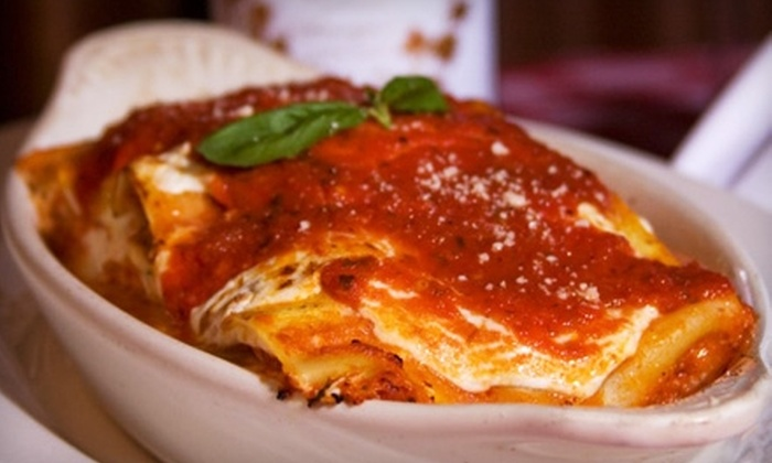 Upper Crust Pizza Patio & Wine Bar - Paradise Valley: $15 for $30 Worth of Fresh Italian Cuisine and Drinks at Upper Crust Pizza Patio & Wine Bar