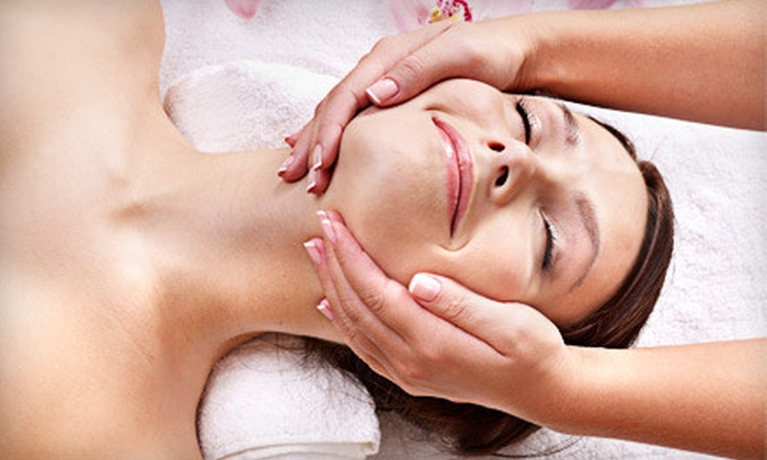 A Healer's Hand - Madison: One or Three Aromatherapy Facials or Corrective Facials at A Healer's Hand (Up to 53% Off)