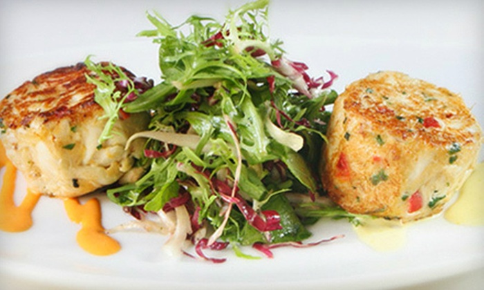 3 - Franklin Town: $25 for $50 Worth of Upscale Contemporary American Fare at 3 in Franklin