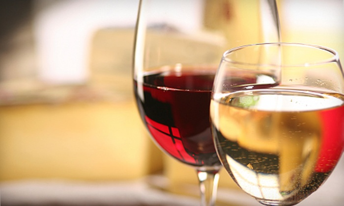 PRP Wine International - Multiple Locations: $49 for an In-Home Wine Tasting for Up to 10 with Two Wineglasses from PRP Wine International ($215 Value)