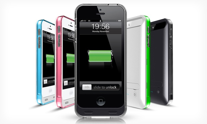 Mota Apple-Certified iPhone 5 Battery Case: $39.99 for a Mota iPhone 5 MFI Battery Case ($99.99 List Price). Multiple Colors Available. Free Shipping and Returns.