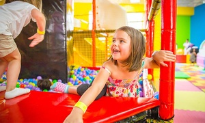 Just 4 Fun: One-Day Admission Pass for Two or Four Kids at Just 4 Fun (Up to 47% Off)