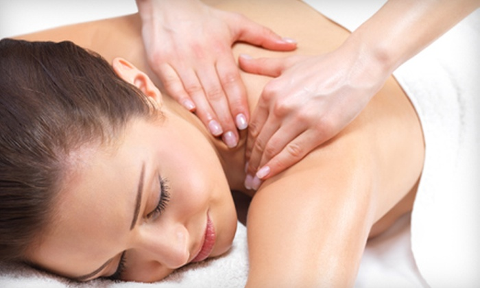AquaTerre Spa at Parkside - Downtown: $55 for a One-Hour Massage at AquaTerre Spa at Parkside ($112 Value)