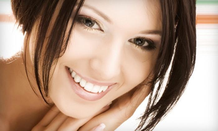 Metamorphosis - Santa Barbara Downtown: Turn Back the Clock Microcurrent Facial or Hair-Restoration Treatment at Metamorphosis (Up to 74% Off)