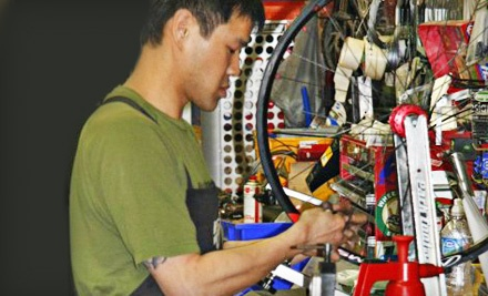Complete Bike Tune-Up Package (a $70 value) - On Top Bike Shop in North Vancouver