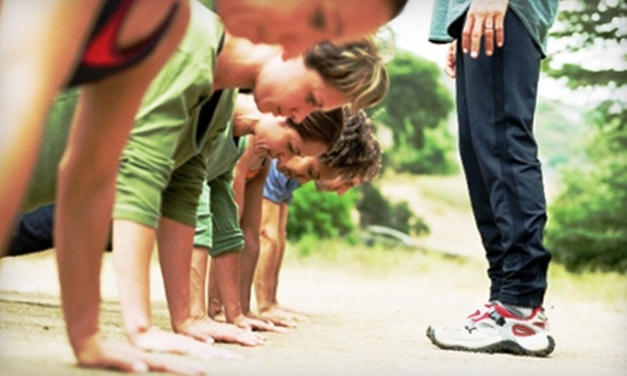 New You Boot Camp - Summerfield: $35 for Six Boot Camp Classes at New You Boot Camp ($75 Value)