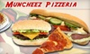 Muncheez Pizzeria - West Tatnuck: $7 for $15 Worth of Pizza, Burgers, Pasta, and More at Muncheez Pizzeria