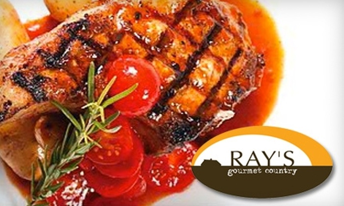 Ray's Gourmet Country - Fulshear: $20 for $40 Worth of Seasonal Organic Fare at Ray's Gourmet Country
