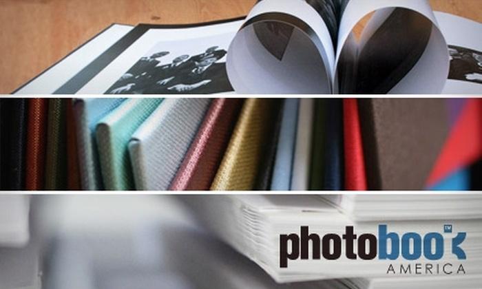 Photobook America - Kansas City: $35 for $115 Worth of Keepsake Books from Photobook America