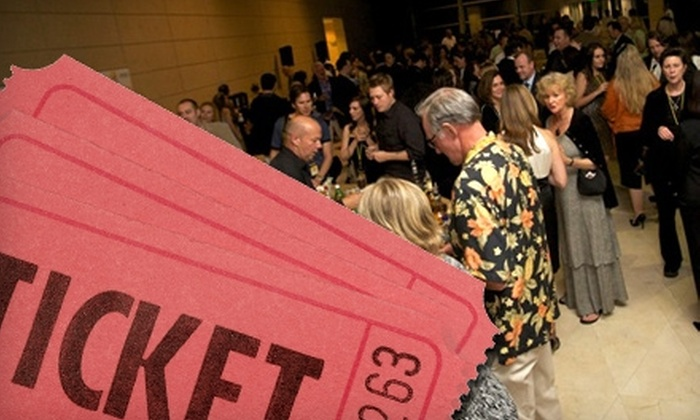 Sunscreen Film Festival - Multiple Locations: $25 for Two One-Day Passes ($70 Value) or $69 for One VIP Pass ($150 Value) to the Sunscreen Film Festival in St. Petersburg