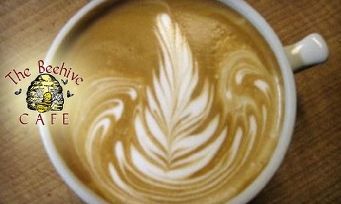 Beehive Cafe - Bristol: $10 for $20 Worth of Seasonal Cafe Fare, Baked Goods, and Coffee Drinks at Beehive Cafe in Bristol