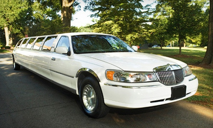 Xquisite Limo - Atkins: Two or Three Hours of Limo Service Sunday–Thursday or Five Hours of Service on Friday from Xquisite Limo (Up to 64% Off)