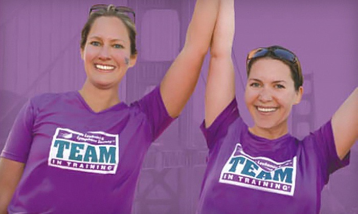 Team In Training - San Antonio: $25 for a Charity Marathon Training Package at Team in Training ($100 Value)