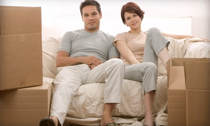 Here To There Movers - Downtown Columbus: $99 for $200 Toward Moving Services from Here to There Movers