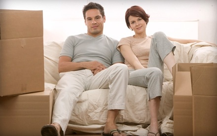 $200 Groupon to Here To There Movers - Here To There Movers in