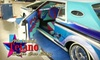 52% Off Admission to Tejano Super Car Show
