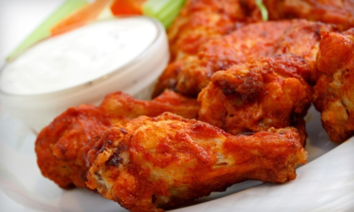 Extreme Wings - Tallahassee: $10 for $20 Worth of Chicken Wings and Casual Fare at Extreme Wings