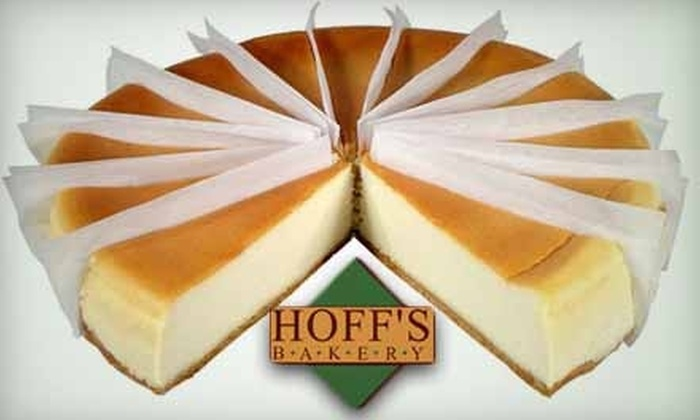Hoff's Bakery - Medford: $10 for $20 Worth of Baked Goods, Gourmet Desserts, and More at Hoff's Bakery in Medford